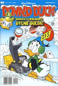 Cover Thumbnail for Donald Duck & Co (Hjemmet / Egmont, 1948 series) #2/2012
