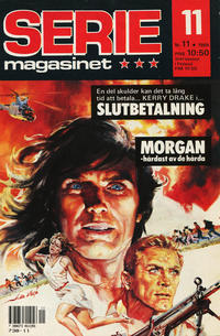 Cover Thumbnail for Seriemagasinet (Semic, 1970 series) #11/1989