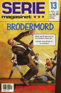 Cover Thumbnail for Seriemagasinet (Semic, 1970 series) #13/1989