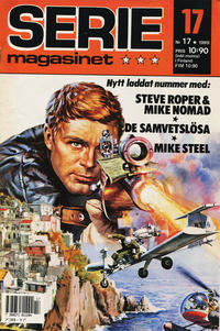 Cover Thumbnail for Seriemagasinet (Semic, 1970 series) #17/1989