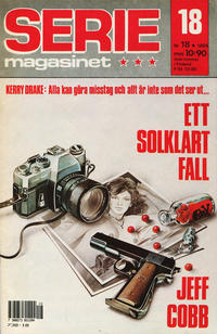 Cover Thumbnail for Seriemagasinet (Semic, 1970 series) #18/1989