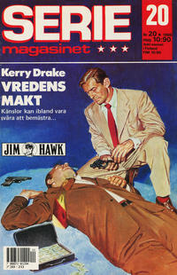 Cover Thumbnail for Seriemagasinet (Semic, 1970 series) #20/1989