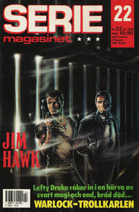 Cover Thumbnail for Seriemagasinet (Semic, 1970 series) #22/1989