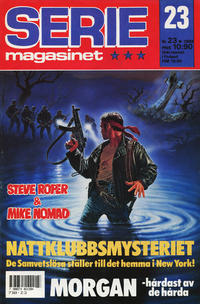 Cover Thumbnail for Seriemagasinet (Semic, 1970 series) #23/1989