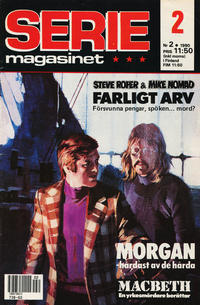 Cover Thumbnail for Seriemagasinet (Semic, 1970 series) #2/1990