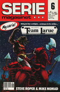 Cover Thumbnail for Seriemagasinet (Semic, 1970 series) #6/1990