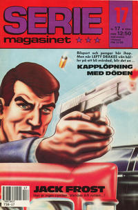 Cover Thumbnail for Seriemagasinet (Semic, 1970 series) #17/1990