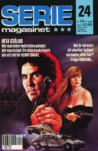 Cover Thumbnail for Seriemagasinet (Semic, 1970 series) #24/1990