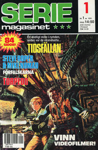 Cover Thumbnail for Seriemagasinet (Semic, 1970 series) #1/1991