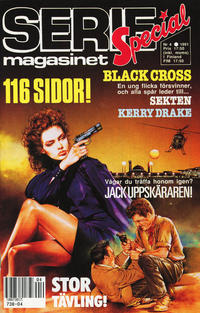 Cover Thumbnail for Seriemagasinet (Semic, 1970 series) #4/1991