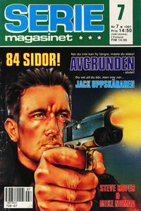 Cover Thumbnail for Seriemagasinet (Semic, 1970 series) #7/1991