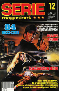 Cover Thumbnail for Seriemagasinet (Semic, 1970 series) #12/1991