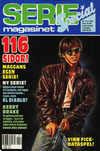 Cover Thumbnail for Seriemagasinet (Semic, 1970 series) #14/1991