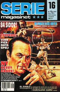 Cover Thumbnail for Seriemagasinet (Semic, 1970 series) #16/1991