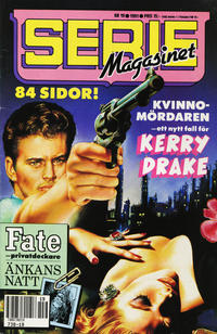 Cover Thumbnail for Seriemagasinet (Semic, 1970 series) #19/1991