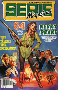 Cover Thumbnail for Seriemagasinet (Semic, 1970 series) #17/1991