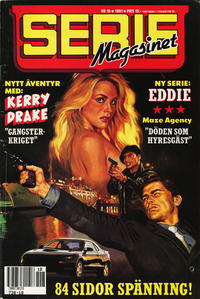 Cover Thumbnail for Seriemagasinet (Semic, 1970 series) #18/1991
