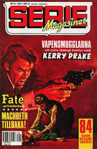 Cover Thumbnail for Seriemagasinet (Semic, 1970 series) #21/1991