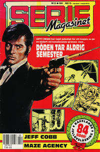 Cover Thumbnail for Seriemagasinet (Semic, 1970 series) #22/1991