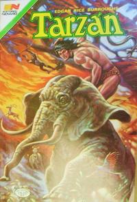 Cover Thumbnail for Tarzan Serie Avestruz (Editorial Novaro, 1975 series) #180