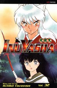 Cover Thumbnail for InuYasha (Viz, 2003 series) #32