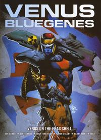 Cover Thumbnail for Venus Bluegenes (Rebellion, 2011 series)