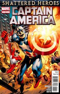 Cover Thumbnail for Captain America (Marvel, 2011 series) #7