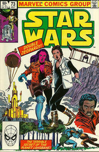 Cover Thumbnail for Star Wars (Marvel, 1977 series) #73 [Direct]