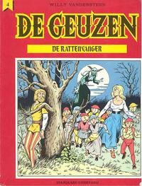 Cover Thumbnail for De Geuzen (Standaard Uitgeverij, 1985 series) #4 - De rattenvanger