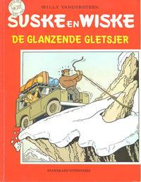 Cover Thumbnail for Suske en Wiske (Standaard Uitgeverij, 1967 series) #207 - De glanzende gletsjer