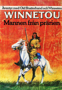 Cover for Winnetou (Williams Förlags AB, 1974 series) #[nn]