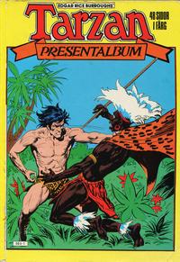 Cover Thumbnail for Tarzan presentalbum (Atlantic Förlags AB, 1978 series) #[1984]