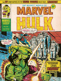 Cover Thumbnail for The Mighty World of Marvel (Marvel UK, 1972 series) #163