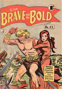 Cover Thumbnail for The Brave and the Bold (K. G. Murray, 1956 series) #23