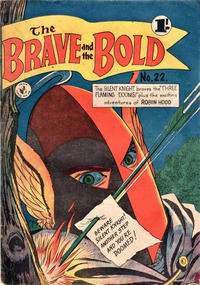 Cover Thumbnail for The Brave and the Bold (K. G. Murray, 1956 series) #22
