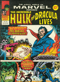 Cover Thumbnail for The Mighty World of Marvel (Marvel UK, 1972 series) #251