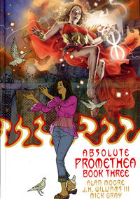 Cover Thumbnail for Absolute Promethea (DC, 2009 series) #3
