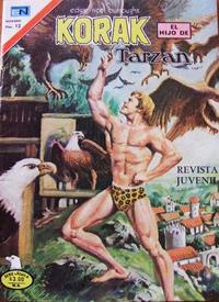 Cover Thumbnail for Korak (Editorial Novaro, 1972 series) #57