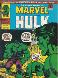 Cover Thumbnail for The Mighty World of Marvel (Marvel UK, 1972 series) #146