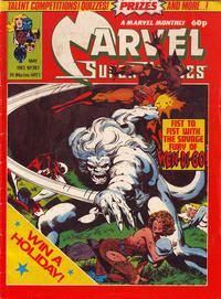Cover Thumbnail for Marvel Superheroes [Marvel Super-Heroes] (Marvel UK, 1979 series) #397