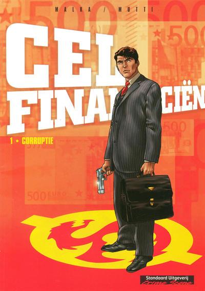 Cover for Cel Financiën (Standaard Uitgeverij, 2006 series) #1 - Corruptie