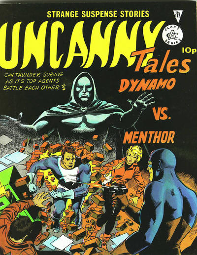 Cover for Uncanny Tales (Alan Class, 1963 series) #113