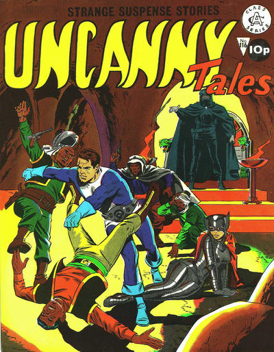 Cover for Uncanny Tales (Alan Class, 1963 series) #116