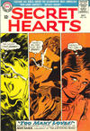 Cover for Secret Hearts (DC, 1949 series) #105