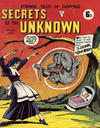 Cover for Secrets of the Unknown (Alan Class, 1962 series) #128