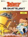 Cover Thumbnail for Asterix (1969 series) #13 - Asterix på skattejakt [4. opplag]