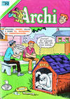 Cover for Archi (Editorial Novaro, 1956 series) #924