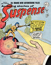 Cover for Amazing Stories of Suspense (Alan Class, 1963 series) #46