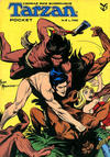 Cover for Tarzan Pocket (Editrice Cenisio, 1974 series) #5