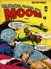 Cover for Race for the Moon (Thorpe & Porter, 1959 series) #21